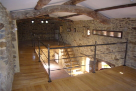 Les chantiers de l'architecte dans le Gard.