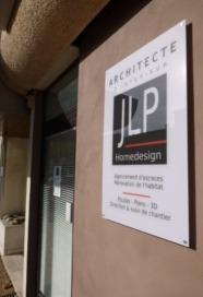 Plan d'accès à l'agence d'architecte d'Alès.