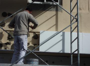Rénovation façade Alès